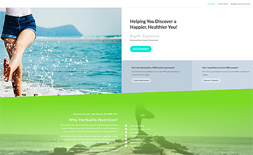 health coach website