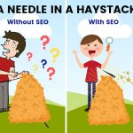 SEO Cartoon Image