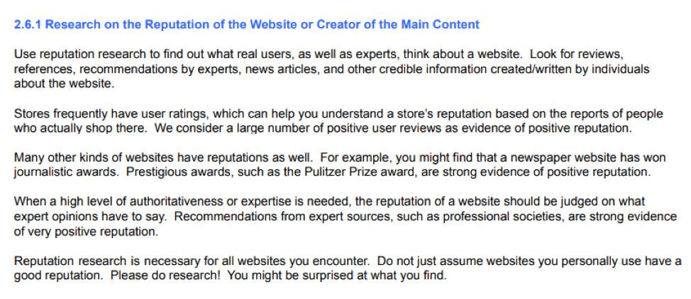 Google-Guidelines-reputation-information
