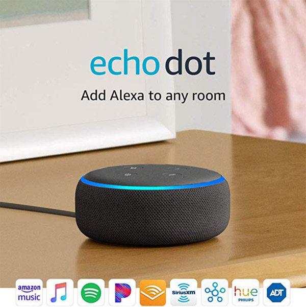 trending tech gifts- echo dot