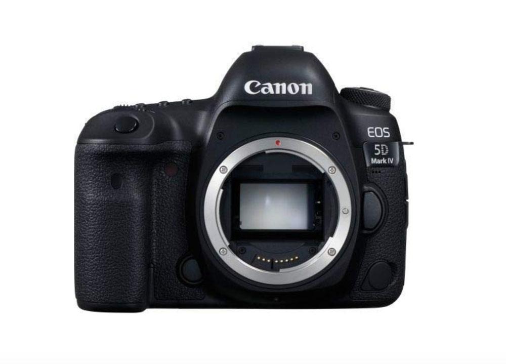 Canon EOS 5D Mark Vlogging Camera