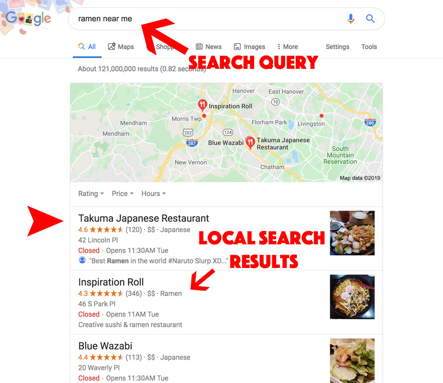 image of search query