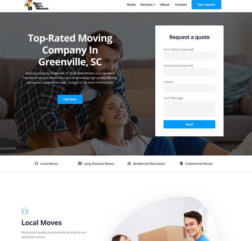 movers SEO
