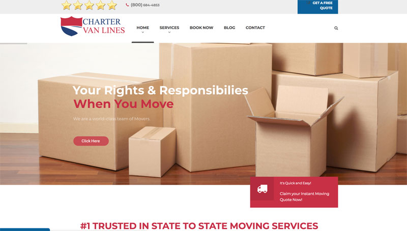 moving company seo services image