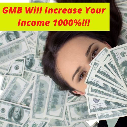 GMB will increase your revenue