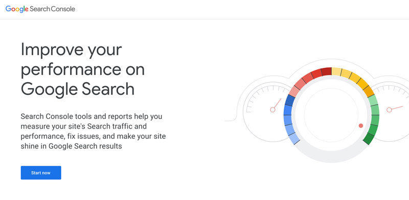 Google Search Console is a great tool for web traffic!