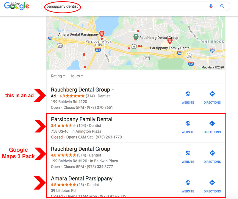 how to get a business on google maps