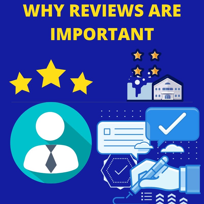why reviews are important