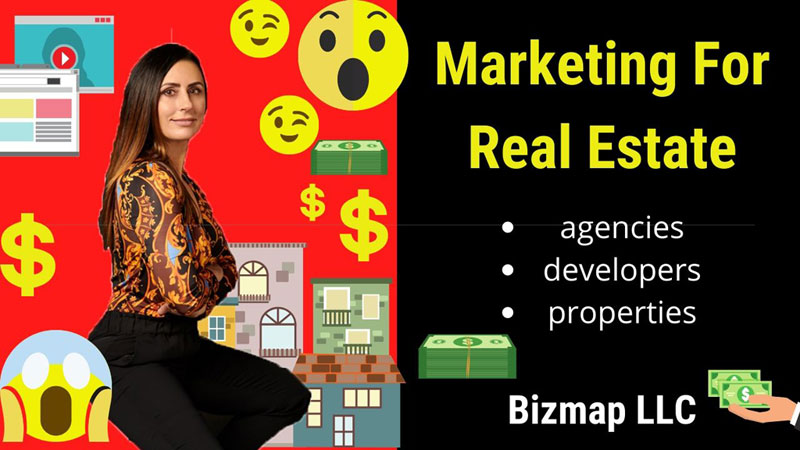 #1 For Real Estate marketing