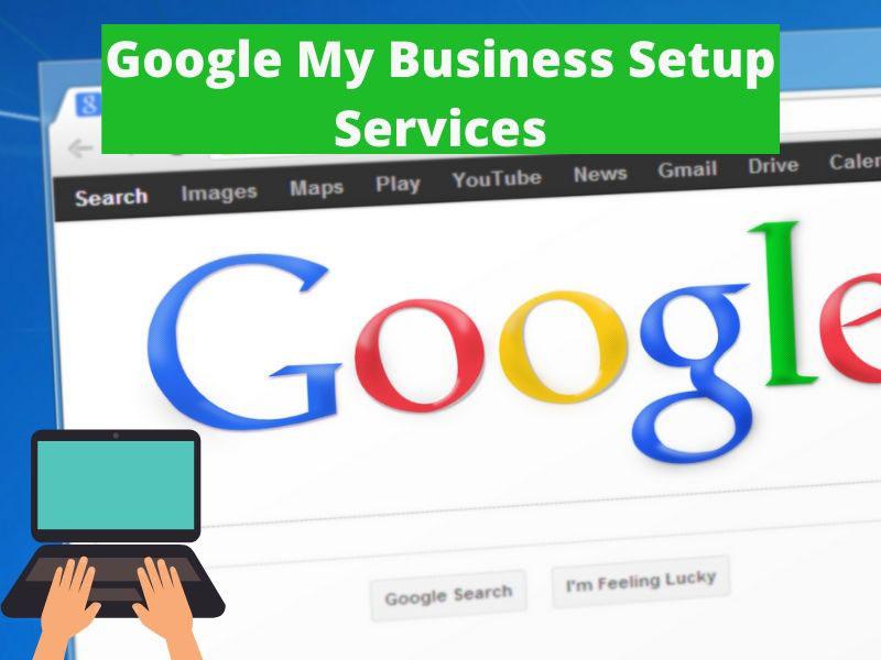 google my business setup