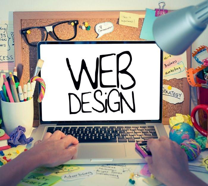 web design designer