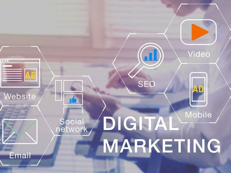 seo and digital marketing services